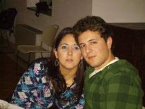 Ana Mafalda e José Luis