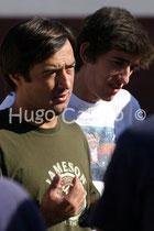 Ricardo Nunes e Fabio Mileu