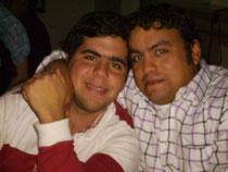 João Cardoso e José Guerra