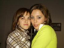 Ana José e Ana Saragoça