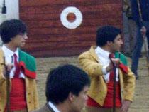 Felipe Redondo e David Palmeiro