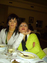 Anabela e Ana Saragoça