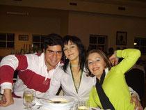 João Cardoso, Anabela e Ana Saragoça