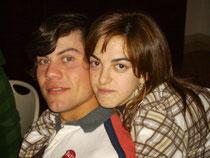 Paulo Palhote e Ana José