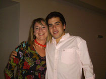 Teresa Felix e Manuel Cardoso