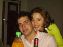 Manuel Cardoso e Ana Saragoça