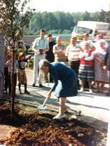 Einweihung der Gartenanlage Kleingärtnerverein Brühl e.V. am 26.9.1983 - 4