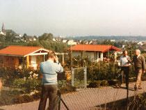 Einweihung der Gartenanlage Kleingärtnerverein Brühl e.V. am 26.9.1983 - 6