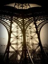Beijing 2.015 création Hervé Arnoul voyage extraordinaire de la Tour Eiffel en Chine:Etude archives.