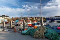 Hafen von Sisimut