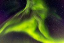 Polarlicht bei Kangerlussuaq