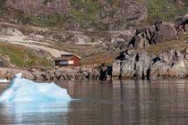 Haus unterwegs mit der Arctic Umiaq Line