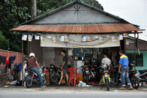 Kuang Road, Selangor, Malaysia, July 2010