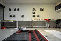 studio work in progress: Rimbun Dahan, Selangor, Malaysia, 2010