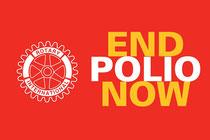 Mit Ihrer Hilfe kann Kinderlähmung für immer besiegt werden. Besuchen Sie die Endpolionow-Website!
