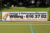 Umzugsfirma Essen - Willing Umzüge & Haushaltsauflösung Sponsor ESG 99/06 Essen