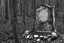 Fliegerdenkmal (Nähe Helfrantzkirch / Sundgau)