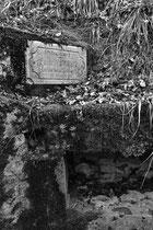 """MG-Stellung """"Poste Esbérarde"""" (Hartmannsweilerkopf / Vogesen)"""