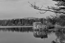 """""""Haus"""" am See (Sentier á Burnhaupt / Sundgau)"""