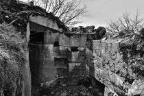 """Hochstand der Festung """"Adlerhorst"""" (Hartmannsweilerkopf / Vogesen)"""