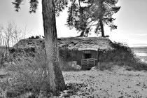 Bunkeranlage (Nähe Cernay / Elsass)