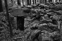 Unterstand der 3. dt. Linie bei Kaysersberg (Vogesen)