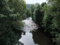 Die Ruhr Bis Wennemen reines Genussradeln über 20 km mit Gefälle bergab