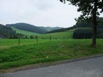 Hinauf nach Kirchilpe (450 m)