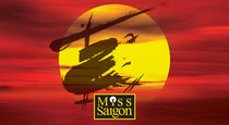 "Played John and Captain Schultz in the hit West End musical, ""Miss Saigon"""