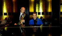 Performing at Beaufort Bar at The Savoy London 2015