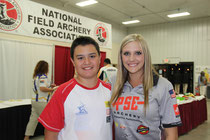 Paige Pearce - World Archery Topstar und Shooter of the year 2014
