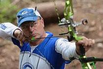 Axel Roth Profi Archer aus Deutschland und Elite Archery Pro staff shooter