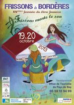 affiche salon du livre jeunesse 2013
