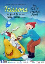 affiche salon du livre jeunesse 2015