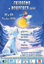 affiche salon du livre jeunesse 2006