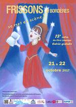 affiche salon du livre jeunesse 2017