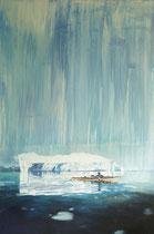"""""""Aussicht"""" - Öl auf Leinwand - 200 x 300 cm"""