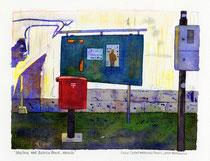 佐々木悟郎 235×175mm 『Mailbox』