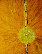 LEBENSKREIS GELB - Solarplexus Chakra