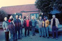 Treffen am Gasthaus Kuhlmann