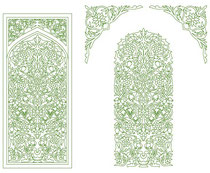 China Laser Cutting Decorative Panels Laser Cutting Metal