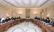 الرئيس الأسد يترأس اجتماعا للقيادة المركزية للجبهة الوطنية التقدمية