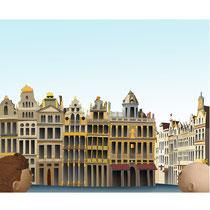 Projet en cours : Lulu à Bruxelles