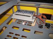 """Gizmo 22-Gyro III und die beiden DPSI-Micro Zündschalter """"Montiert"""""""
