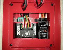 RC Umbau, RX 7008SB-/ DPSI Ampere-/ Cortex Gyro  anstelle RX 7018SB, sowie Servoupdate!