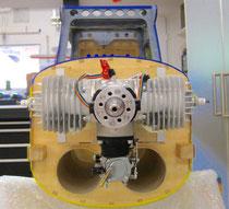 Motor Probemontage