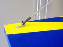 Detail Obere-Verspannung Höhenleitwerk