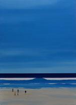 100X140, PORTHMEOR BEACH, SOLD