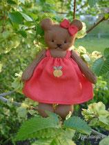 Мишка, игрушка для детей, 12 см.