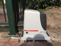 Automatisering poorten NICE hy speed 01 Rijpma Siersmederij